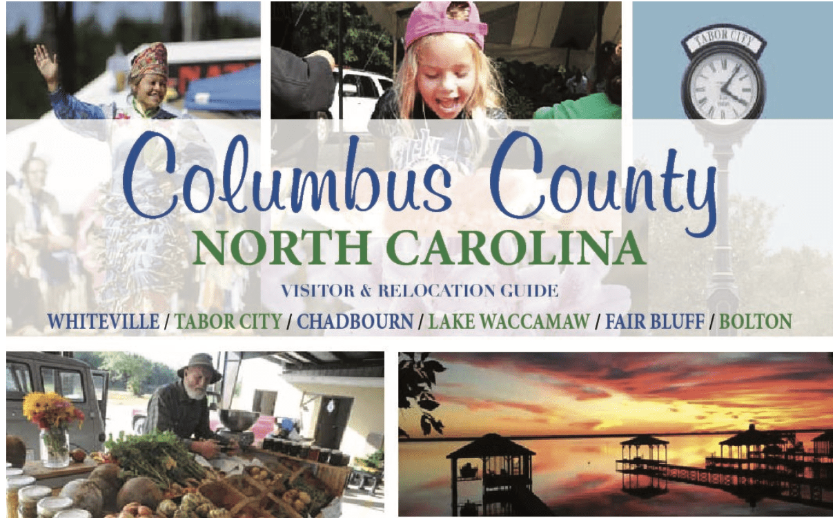 Columbus County Visitor's Guide – The News Reporter