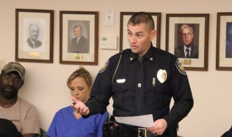 Chadbourn's police chief on paid leave as town conducts review