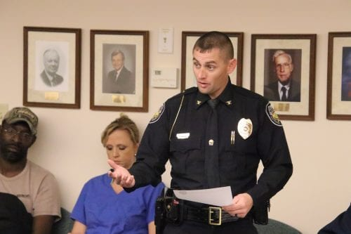 VIDEO: Former Chadbourn police chief expected in court following arrest by SBI