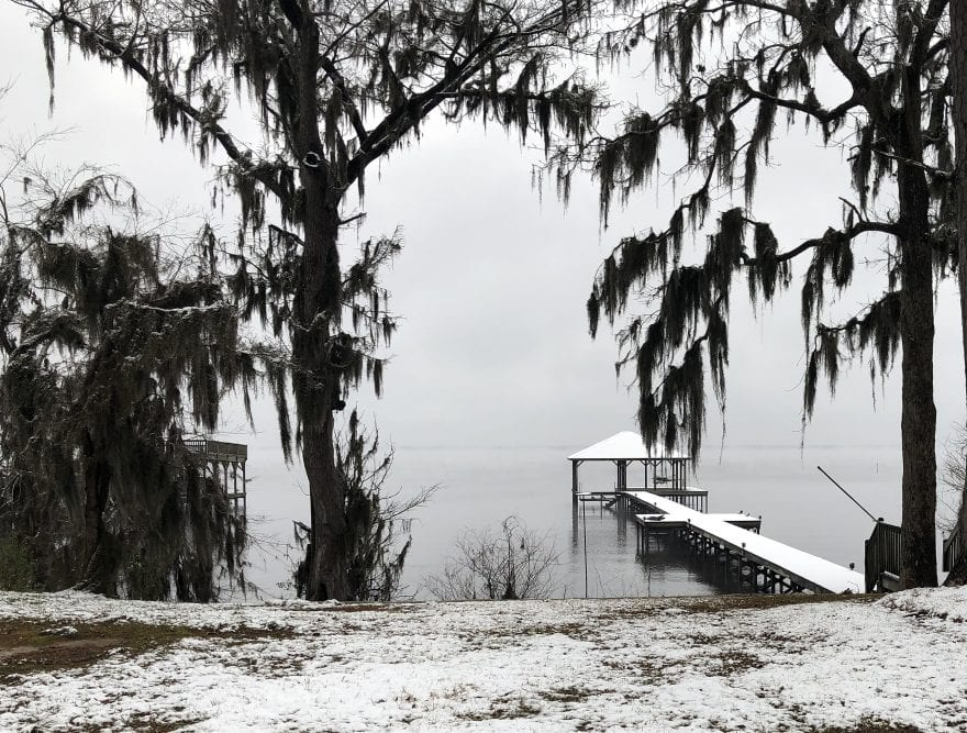 Lake Waccamaw. Staff photo by Sarah Crutchfield