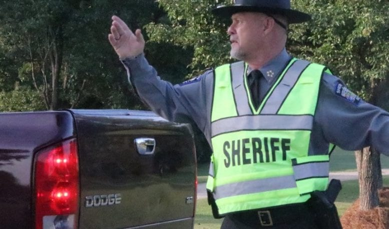 Appeal of Greene's election as sheriff dismissed in Wake Superior Court