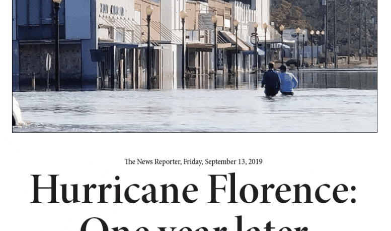 Florence Anniversary Edition Sept. 2019