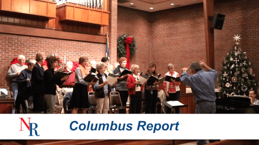 In the Columbus Report: What's a bandoneon?