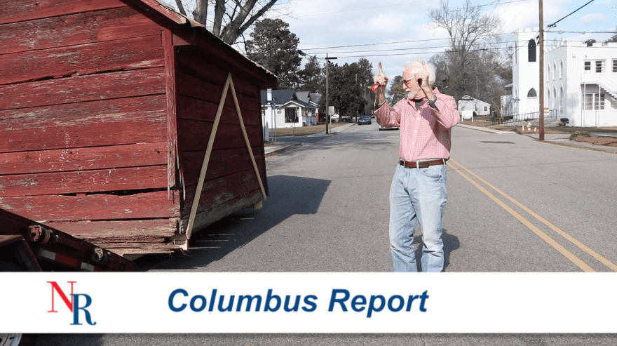 In the Columbus Report: Farm structures tell the history of Columbus County