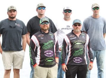 Benefit bass tournament held for Phil Cox family