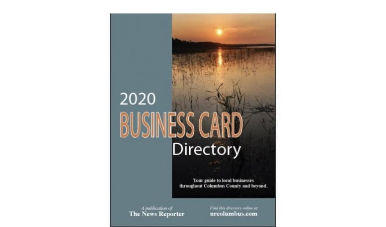 Business Card Directory 2020