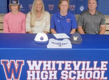 Whiteville's David MacCallum signs with NC Wesleyan