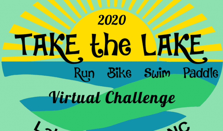 No es demasiado tarde para Take the Lake: el evento une, motiva a diversos participantes