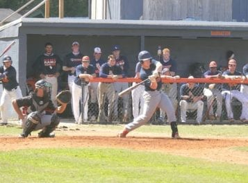 SCC baseball opens fall practice