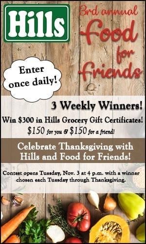 Food for Friends Contest