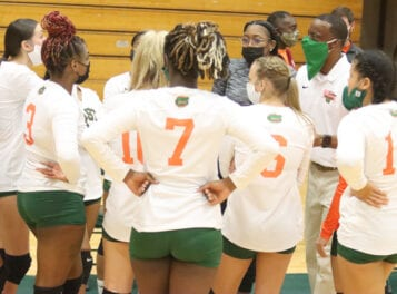 Gators volleyball coach reflects on his first season (free read)