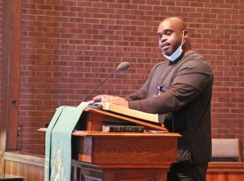 Clergy mark MLK Day with livestreamed service