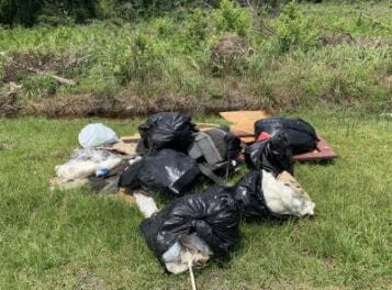 Sheriff's office details plan to combat illegal dumping