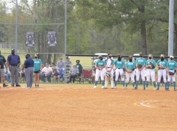 Stallions, Knights win to remain on top of TRC softball