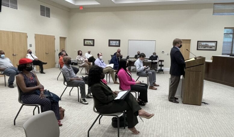 Whiteville council approves rezoning, annexation for apartments