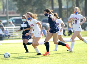 Whiteville girls' soccer opens league play with a win