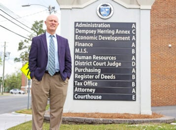 New county manager 'jumping right in' to tackle budget, jobs
