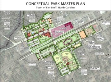 Fair Bluff tries again for grant to convert destroyed downtown into riverside park