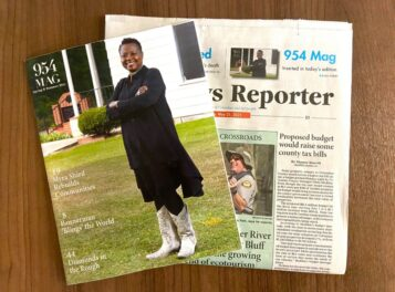 The Columbus Report: interview with Bryson Dockery, whose family is featured in the latest 954 Magazine