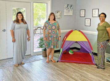 New B&GH center offers 'safe space' for children with parents in substance abuse treatment
