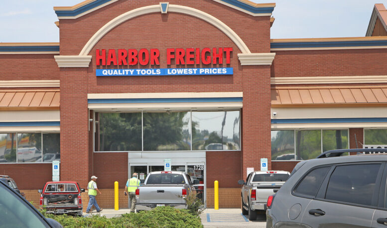Harbor Freight Tools had 'soft opening' Tuesday