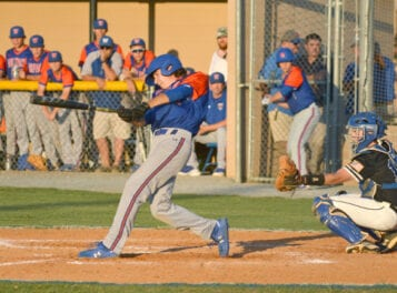 Whiteville wins first round pitchers' duel with Midway