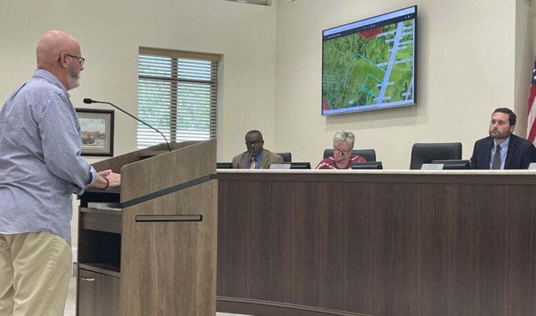 'Not small investments:' Pleasant Plains subdivision approved by Whiteville council