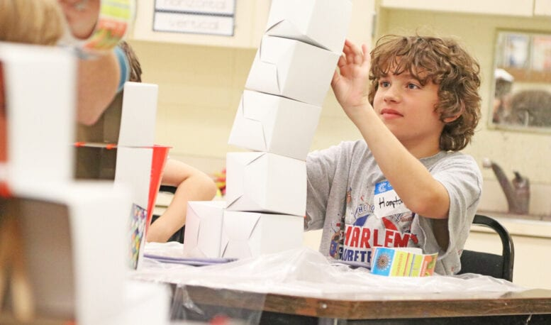 Camp Invention promises 'open-ended exploration'
