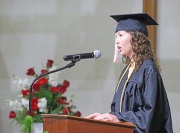 Columbus Christian valedictorian ponders meaning of success