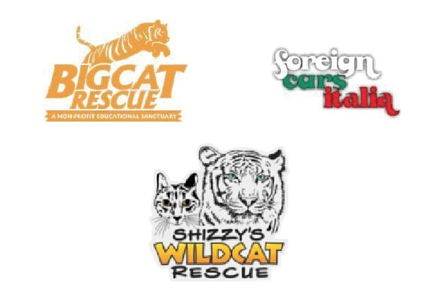 'Exotic Cars for Exotic Cats' gala to support Fair Bluff big cat sanctuary construction