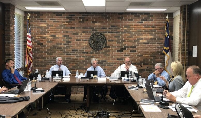 Columbus school board approves sex ed program in split vote with conditions