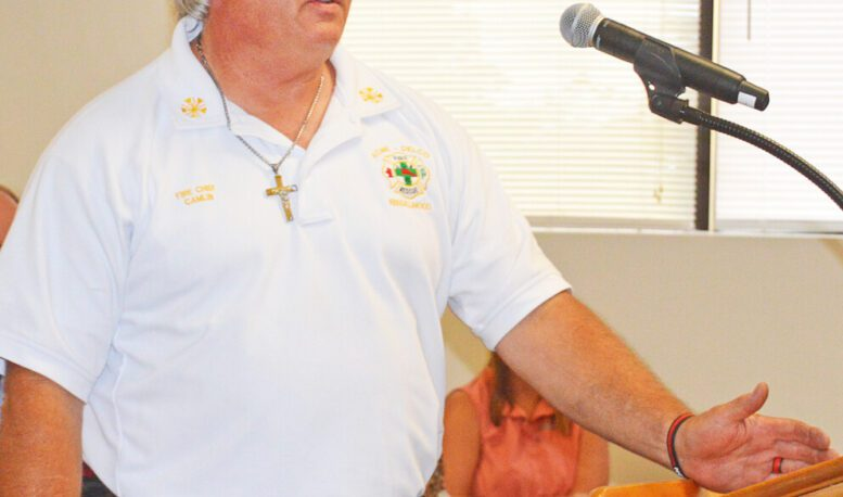 ADR Rescue chief frustrated with delays at Wilmington hospital