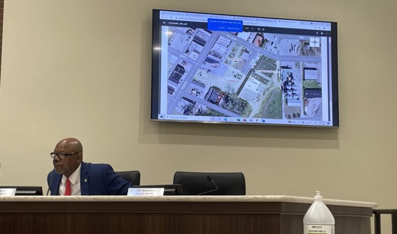 Whiteville accepts property donation with undisclosed value