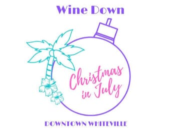 The Columbus Report: Christmas in July in downtown Whiteville