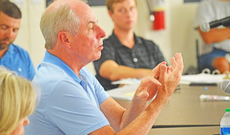 Proposed ordinance changes could lead to lifting of county subdivision moratorium