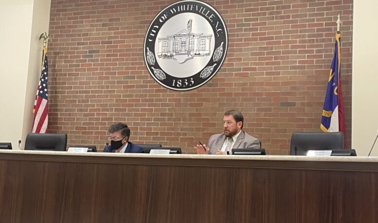 Whiteville now requiring stormwater permits for all nonresidential development