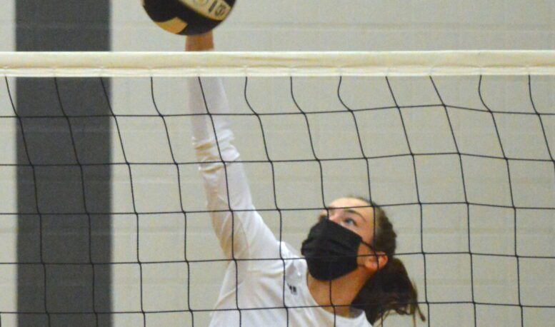 img_South Columbus cruises to volleyball win over West