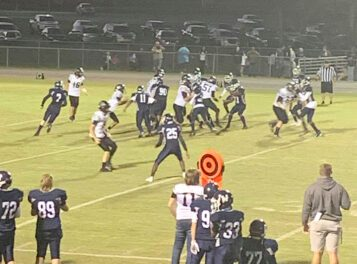 Warriors and Hornets claim middle school gridiron wins