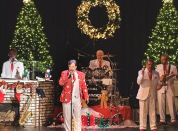SCC to host 'Christmas with the Embers'