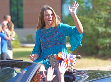 VIDEO: Whiteville High School Homecoming Parade