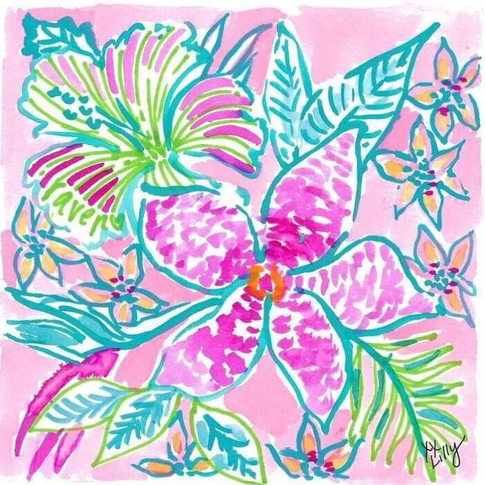 lilly pulitzer creates special print for raven white the news