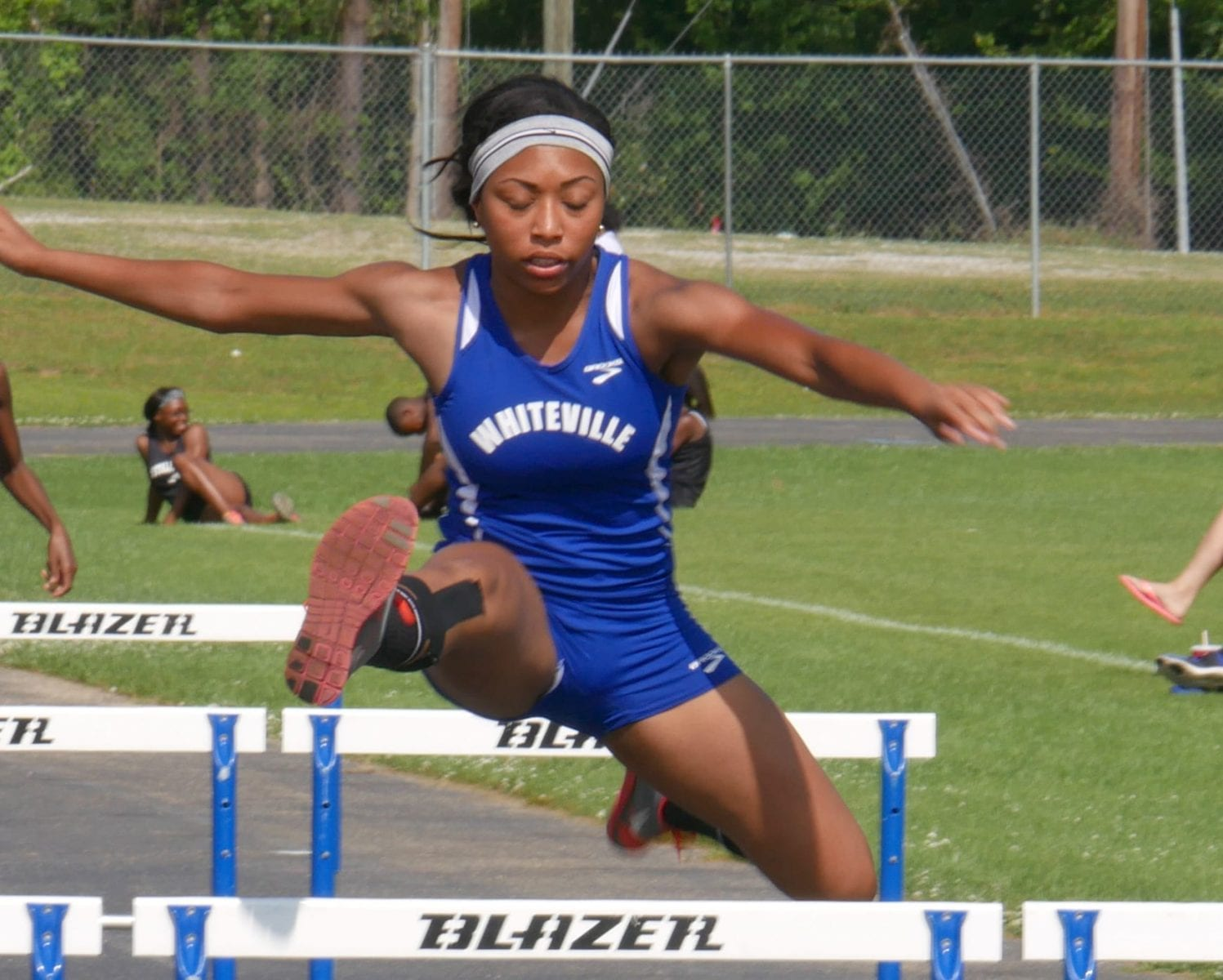 Wolfpack track and field season underway – The News Reporter