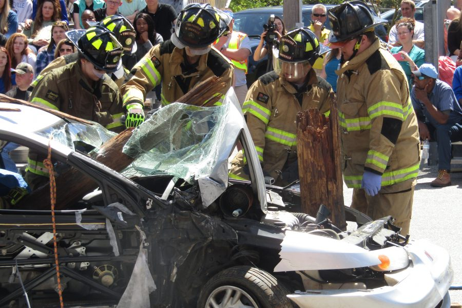VIP program brings driving message to WHS – The News Reporter