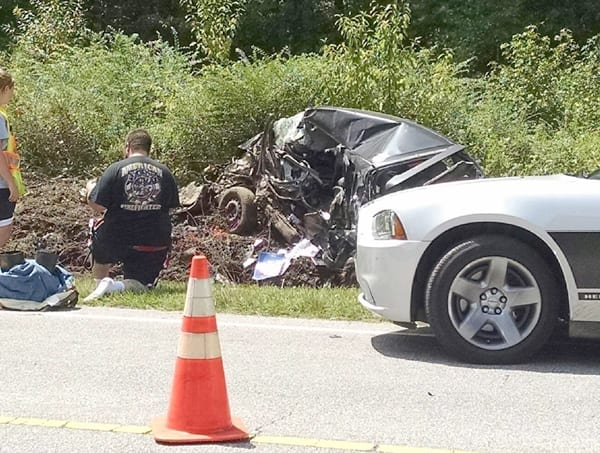 Thursday Fatal Car Accident In South Carolina